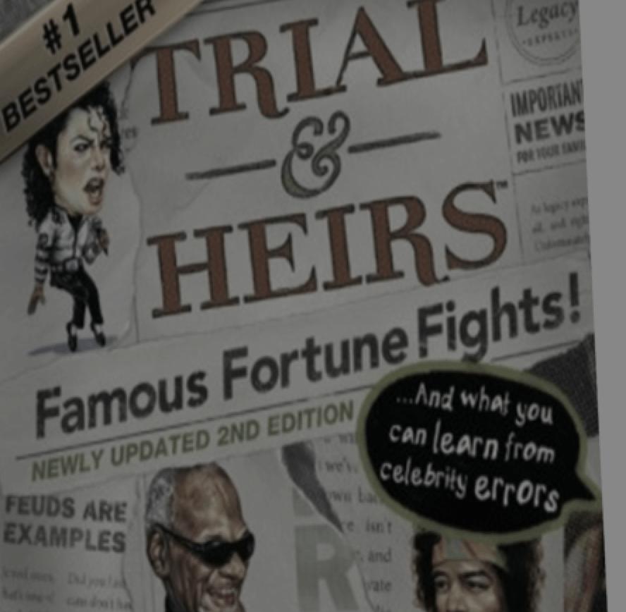 Celebrity Legal News