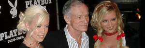 HUGH HEFNER WAS A ROLE MODEL … WHEN IT CAME TO ESTATE PLANNING